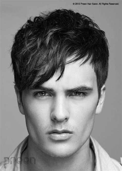boys swept across fringe hairstyles 135 best surfer hair images on pinterest