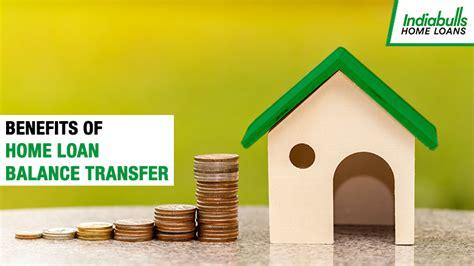 housing loan benefits benefits of home loan balance transfer indiabulls home loans blog