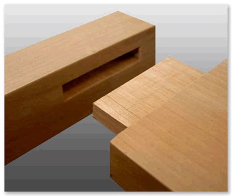 woodworking mortise mortise and tenon joint handyman tips