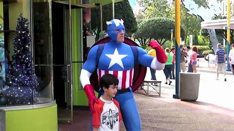theme park hero meet the heroes of marvel super hero island at universal s