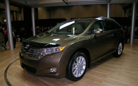 2009 toyota venza towing capacity toyota introduce the 2009 venza 2009 toyota venza
