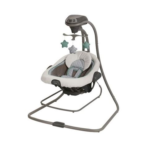 cheap baby swings and bouncers graco duetconnect lx swing and bouncer target