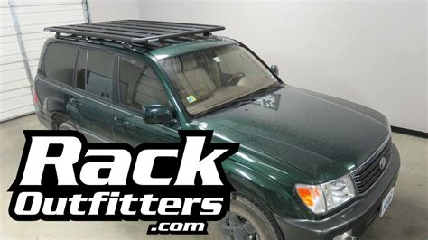 Land Cruiser 80 Series Roof Rack by Toyota Land Cruiser 80 Series With Rhino Rack Pioneer