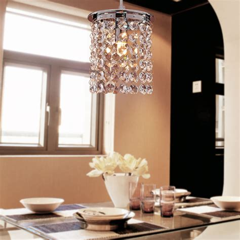 modern ceiling lights for dining room modern crystal chandelier ceiling light adjustable pendant