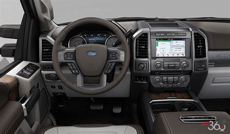 ford super duty   limited starting