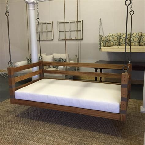 swing beds porch swing the ion swing bed free by lowcountryswingbeds