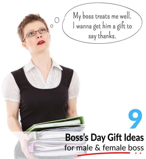 Gift Ideas For Manager - day 9 gift ideas for your s