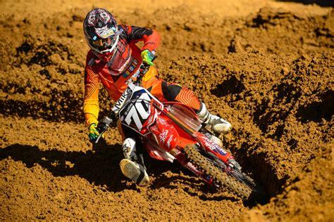 racer x online motocross supercross privateer profile tommy weeck motocross racer x online