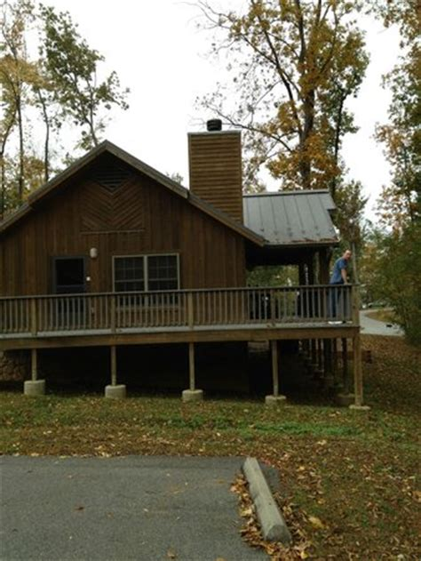 Occoneechee State Park Va Cabins by Cabin 7 Picture Of Occoneechee State Park Clarksville Tripadvisor