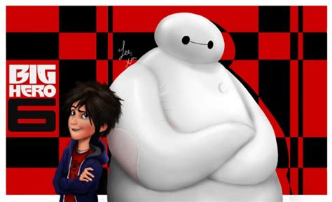 Big 6 Casing Baymax check out this clip of big 6 major spoilers comic
