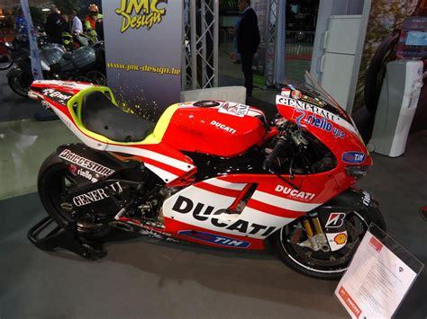 Lu Hid Motor Rr ducati desmosedici rr auf der international motor show in