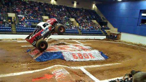monster truck show virginia wheelie contest salem civic center va monster truck show