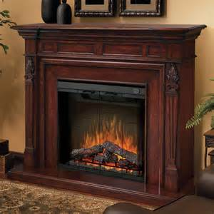 dimplex torchiere burnished walnut electric fireplace