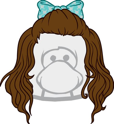 club penguin what is the name of hair bun the savvy club penguin wiki fandom powered by wikia