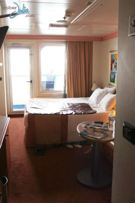 Carnival Cruise Liberty Ship Balcony Cabin