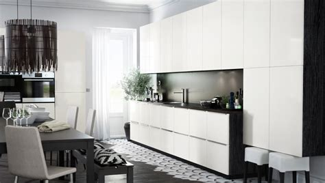 sektion kitchen cabinets why ikea kitchens in europe and australia look so built in