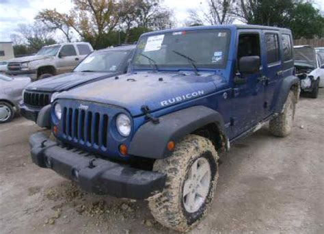 Wrecked Jeeps For Sale Insurance Salvage Cars Trucks Motorcycles For Sale