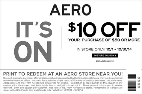 Aeropostale Gift Card Codes - aeropostale coupons printable coupons online