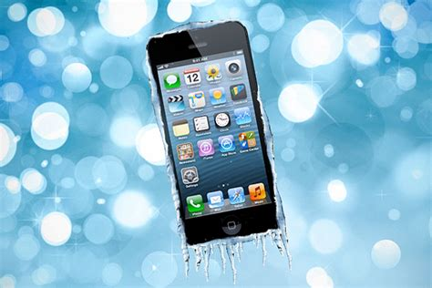 Iphone Keeps Freezing How To Protect Your Iphone From Cold Weather