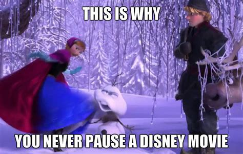 Disney Frozen Meme - olaf from frozen memes