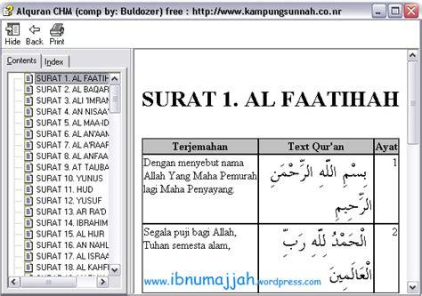 download mp3 al quran dan artinya al qur an chm dari kungsunnah qur anku