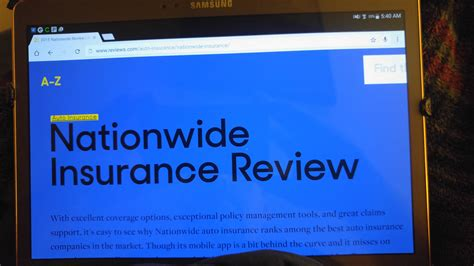 top  complaints  reviews  nationwide insurance