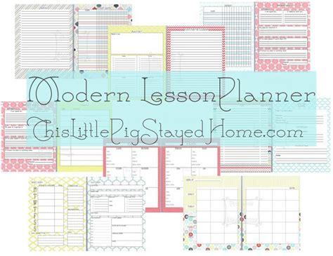printable lesson plan organizer pinterest the world s catalog of ideas