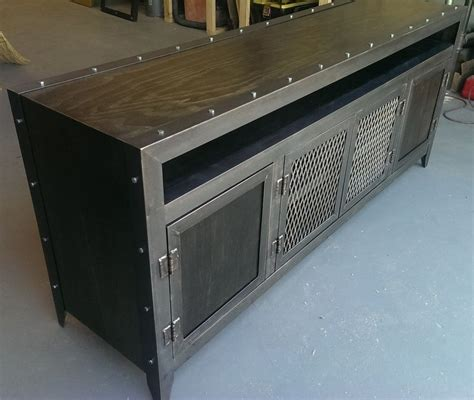 industrial media console buy a custom industrial media console made to order from