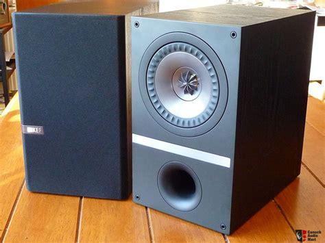 Kef Q100 Speaker Bookshelft For Stereo kef q100 photo 878212 canuck audio mart