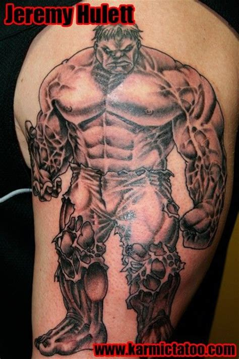 incredible hulk tattoos tattoos the everything