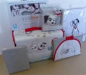 disney 101 dalmatians 10pc crib bedding set new ebay