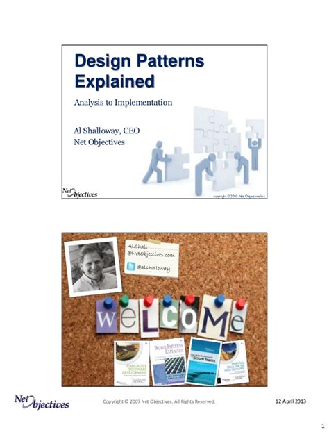 design pattern explained design patterns explained from analysis through