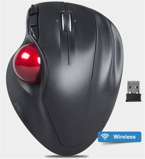 Mouse Wireless Bylink speedlink aptico wireless trackball trackball mouse reviews