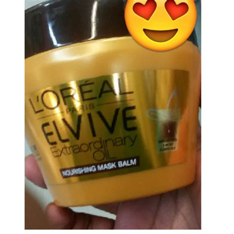 Harga Hair Mask by Best Quality Of L Oreal Elseve Extraordinary