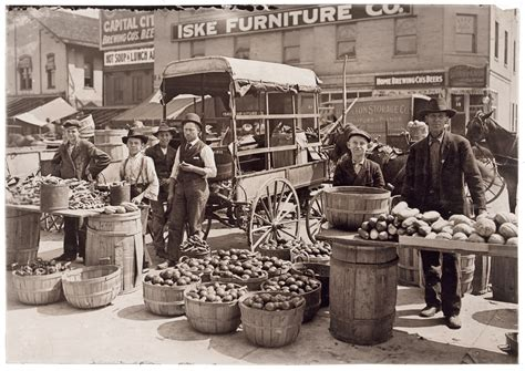 fruit 100 years ago window shopping the rise of the new marketplace vatornews