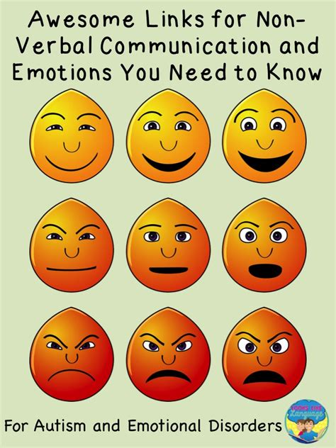 8 Non Verbal Ways Use To Express Their by Awesome Links For Non Verbal Communication And Emotions