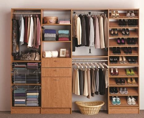 Closet Space Saving Ideas by Space Saving Built In Wardrobe Space Saving Storage Organizing Closet