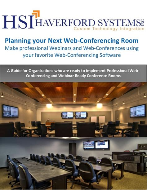 web room web conference room best practices guide