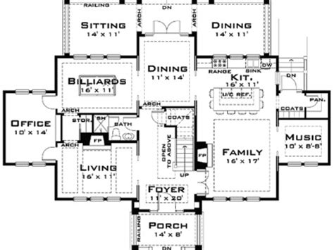 federal style house floor plans federal style house floor plans home photo style