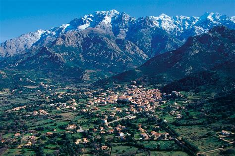 Scenic Town by Holidays In Calvi Amp The Balagne Corsica 2017 Simpson Travel