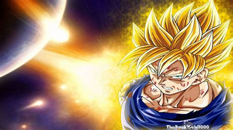 dragon ball wallpaper theme epic dbz wallpaper wallpapersafari