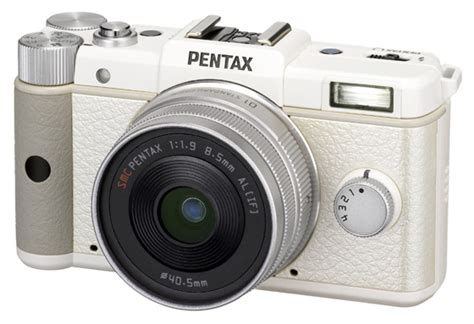 pentax compact pentax q compact system the register