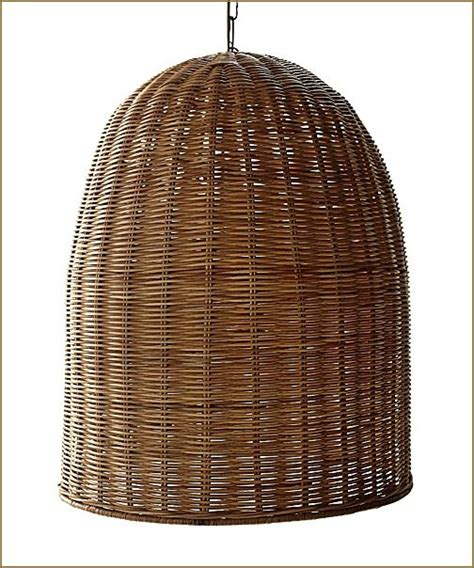 The Perfect Ls For Beach Bliss Living Wicker Lights