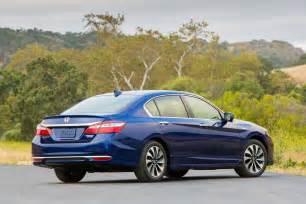 2017 honda accord hybrid gets more power improved