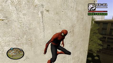 download mod game gta san andreas gta san andreas the amazing spiderman mod mod gtainside com
