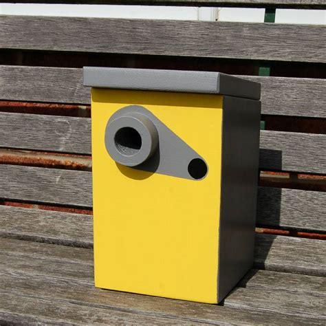 speed camera handmade bird box by lindleywood