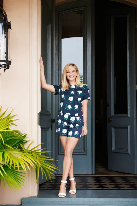 Style Reese Witherspoon Fabsugar Want Need by Reese Witherspoon Launches Clothing Line
