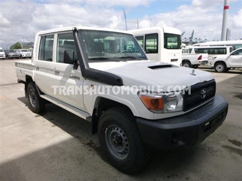 Land Cruiser Cabin Up by Prijs Toyota Land Cruiser 79 Up Turbo Diesel Vdj V8