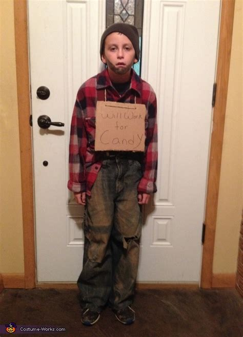 hobo halloween costume