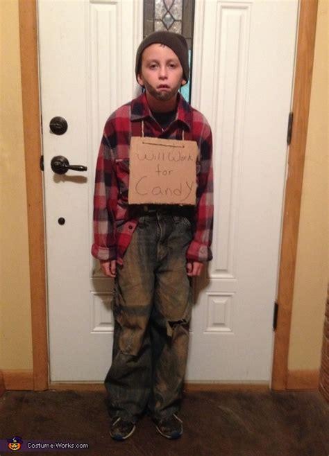 hobo halloween costume